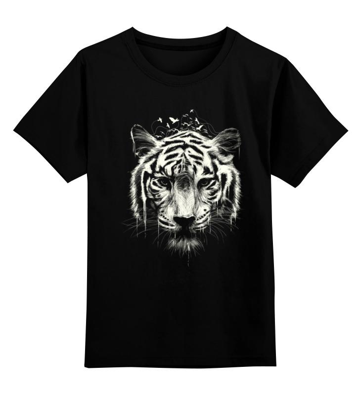 Printio Белый тигр