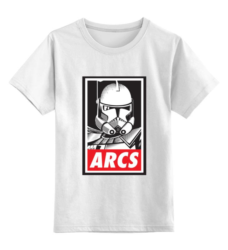 Детская футболка классическая унисекс Printio Боба фетт (звездные войны) цена и фото