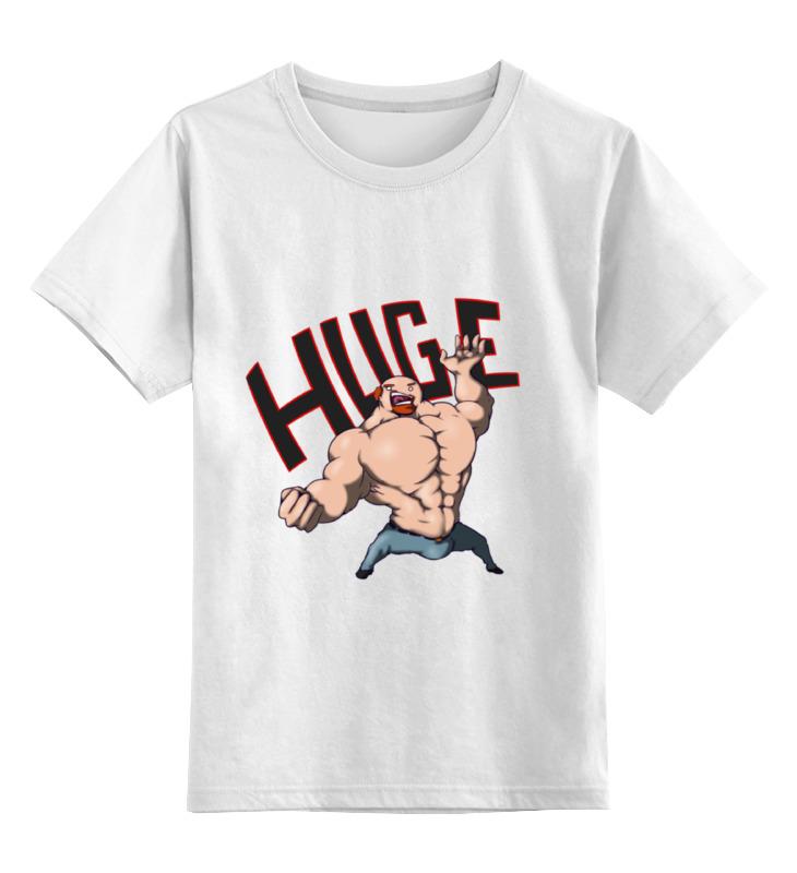 Детская футболка классическая унисекс Printio For huge arsb футболка для беременных printio arsb skate