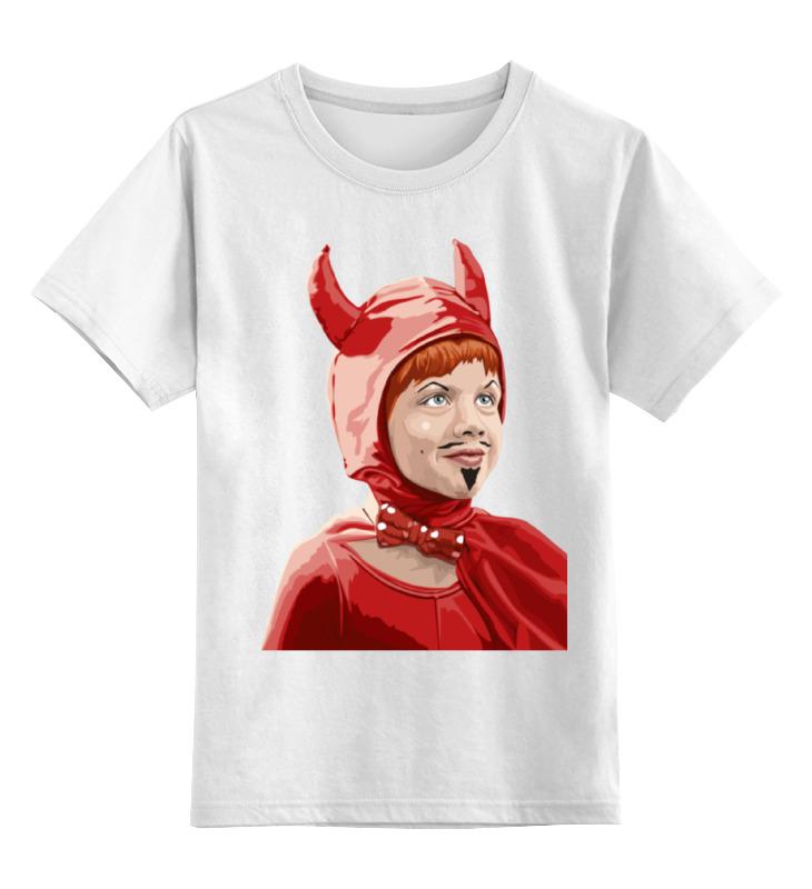 Детская футболка классическая унисекс Printio Трудный ребенок_джуниор футболка классическая printio трудный ребенок джуниор