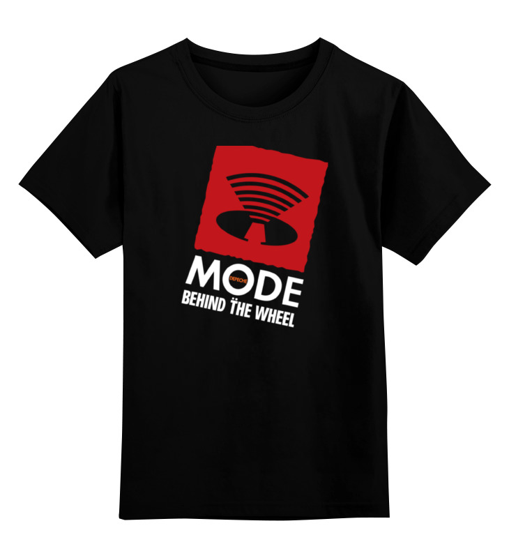 Детская футболка классическая унисекс Printio Depeche mode / behind the wheel детская футболка классическая унисекс printio depeche mode enjoy the silence