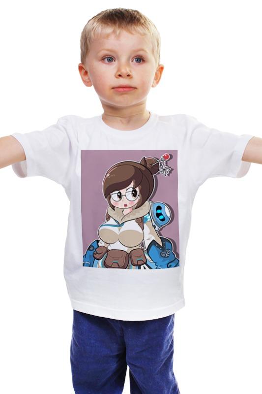 Детская футболка классическая унисекс Printio Мэй детская футболка классическая унисекс printio мачете