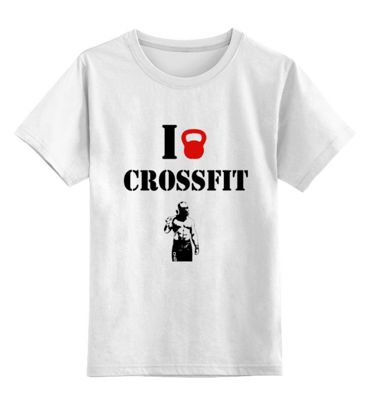 Детская футболка классическая унисекс Printio Стрейч лукас паркер здт лукас на волгу