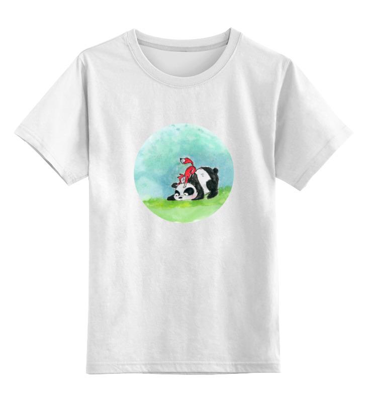 Детская футболка классическая унисекс Printio Вот такая сильная любовь толстовка wearcraft premium унисекс printio вот такая сильная любовь