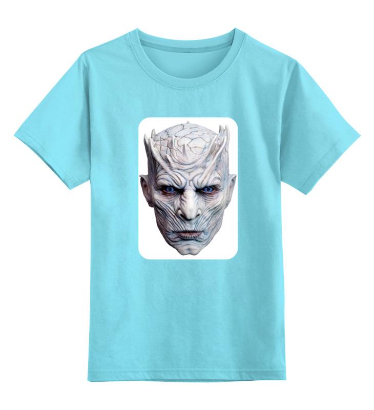 Детская футболка классическая унисекс Printio Игра престолов детская футболка классическая унисекс printio игра слов