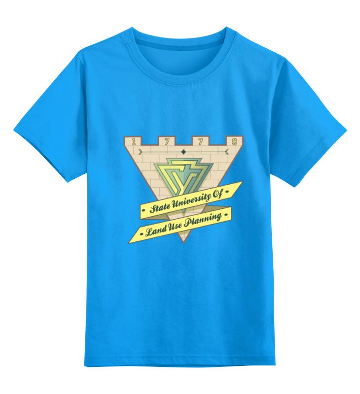 Детская футболка классическая унисекс Printio Мужская гуз футболка мужская asos 305515