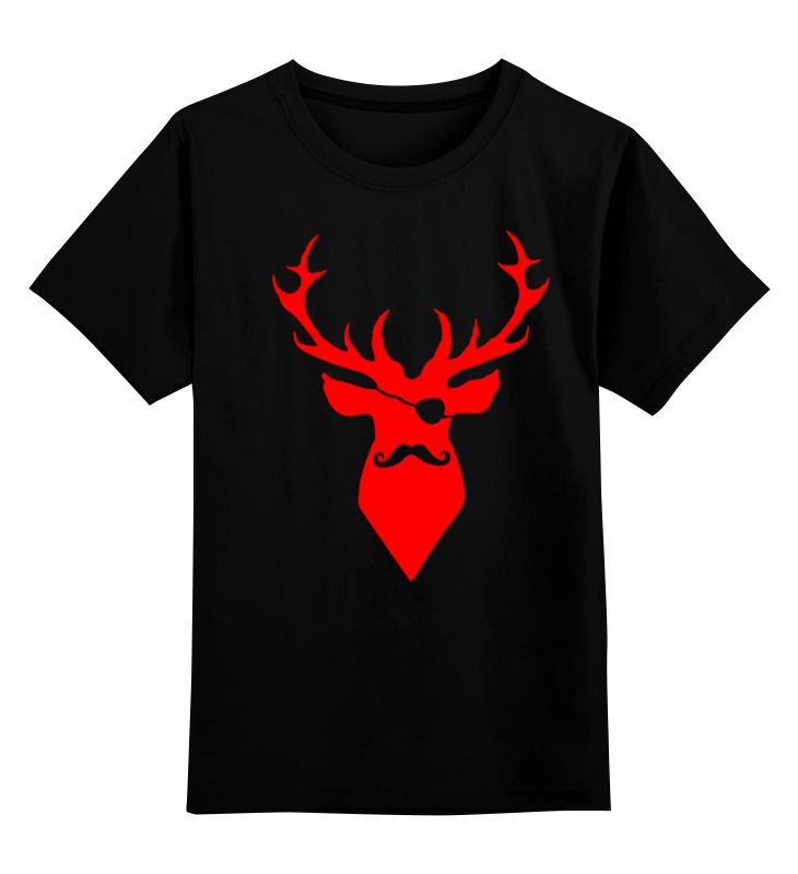 цена на Детская футболка классическая унисекс Printio Ho ho ho...