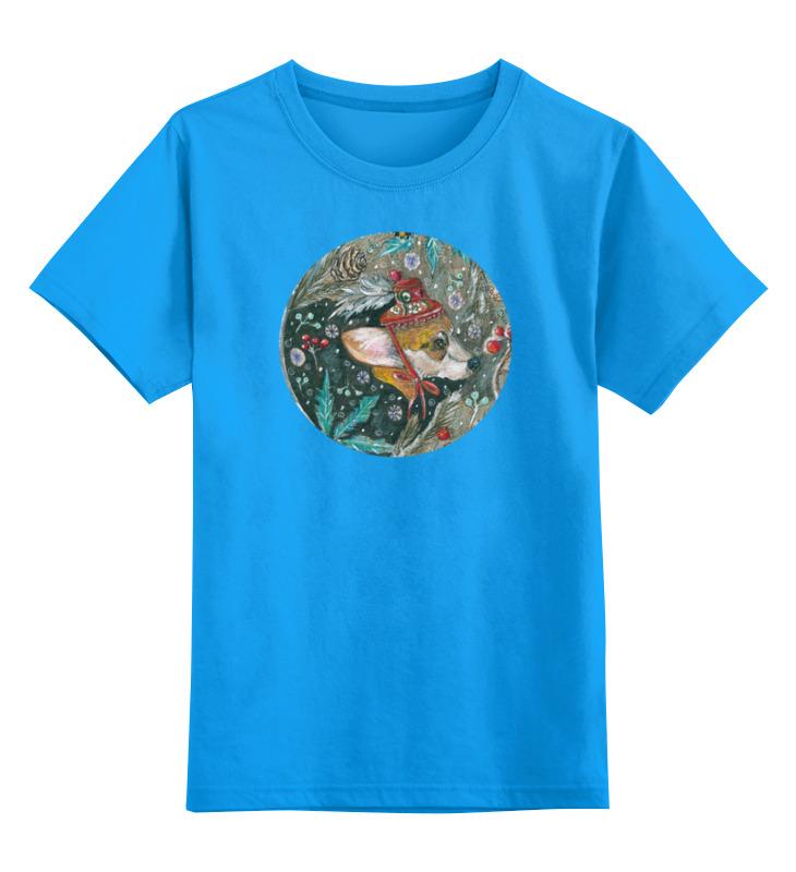 Детская футболка классическая унисекс Printio Волшебный лес футболка классическая printio волшебный лес