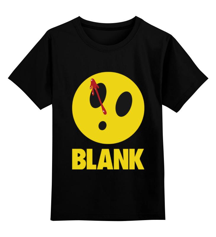 7653540d73 Детская футболка классическая унисекс Printio Бланкмэн (хранители)