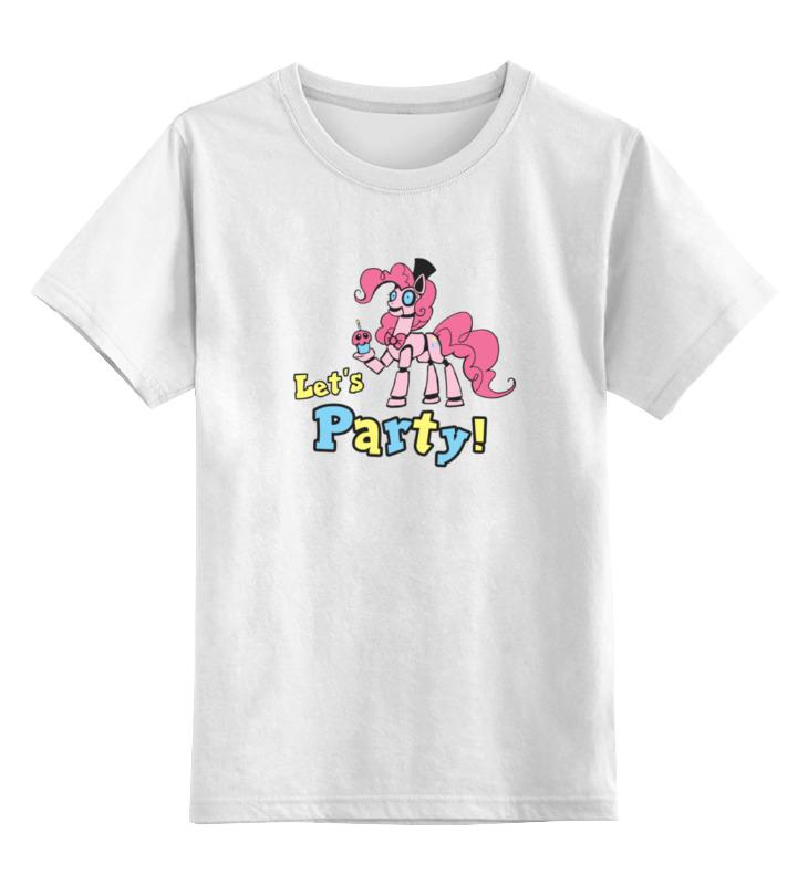 Детская футболка классическая унисекс Printio Моя маленькая пони (my little pony) детская футболка классическая унисекс printio моя маленькая пони my little pony