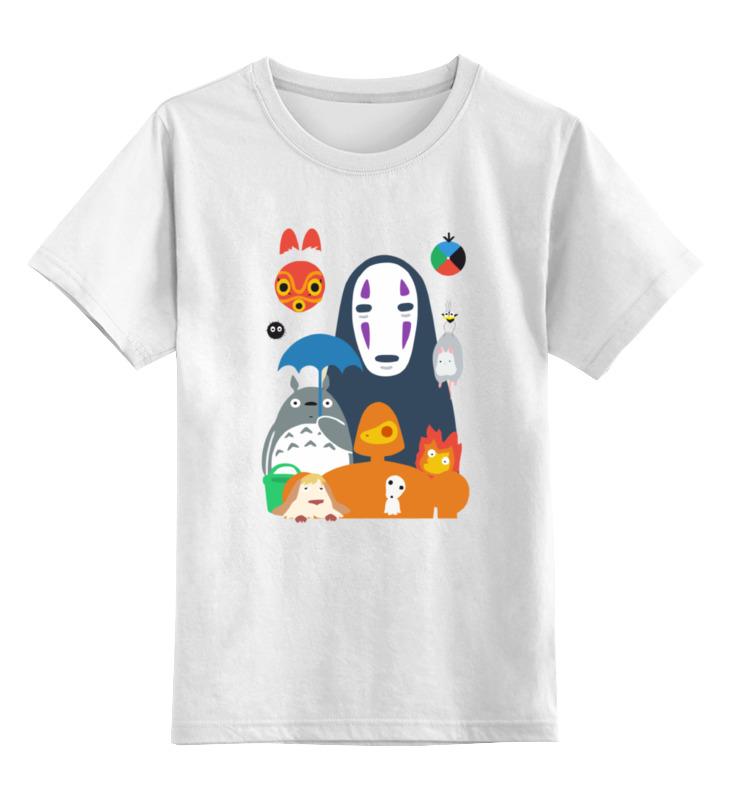 Детская футболка классическая унисекс Printio Герои аниме детская футболка классическая унисекс printio герои в масках