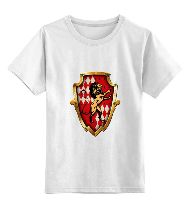 купить Детская футболка классическая унисекс Printio Gryffindor недорого