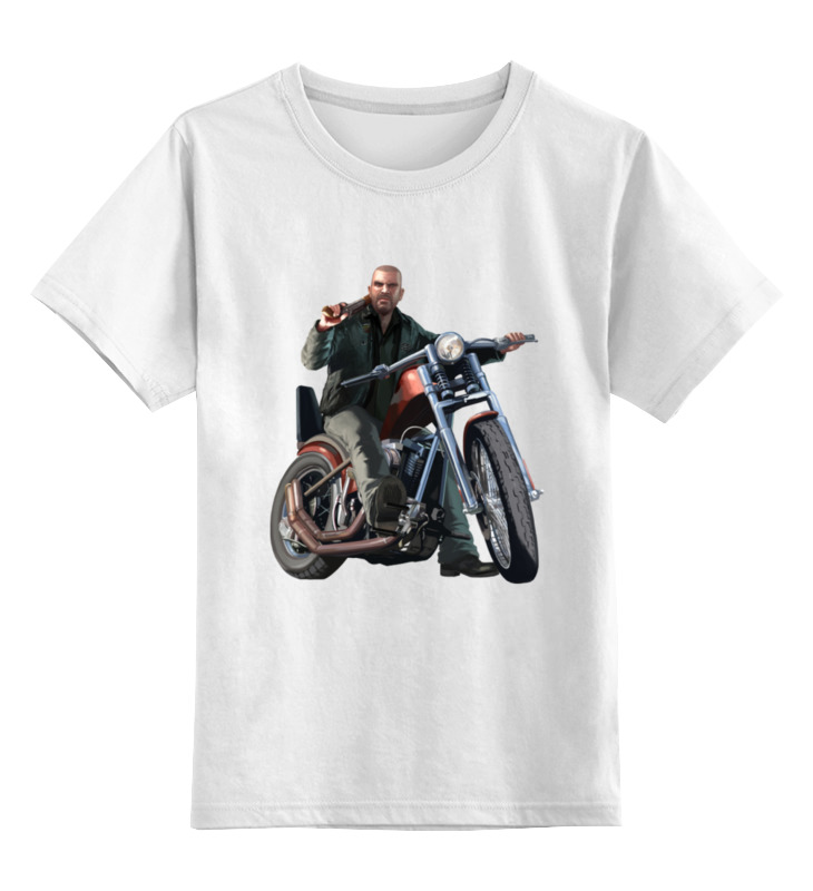 Printio Gta. футболка классическая printio gta