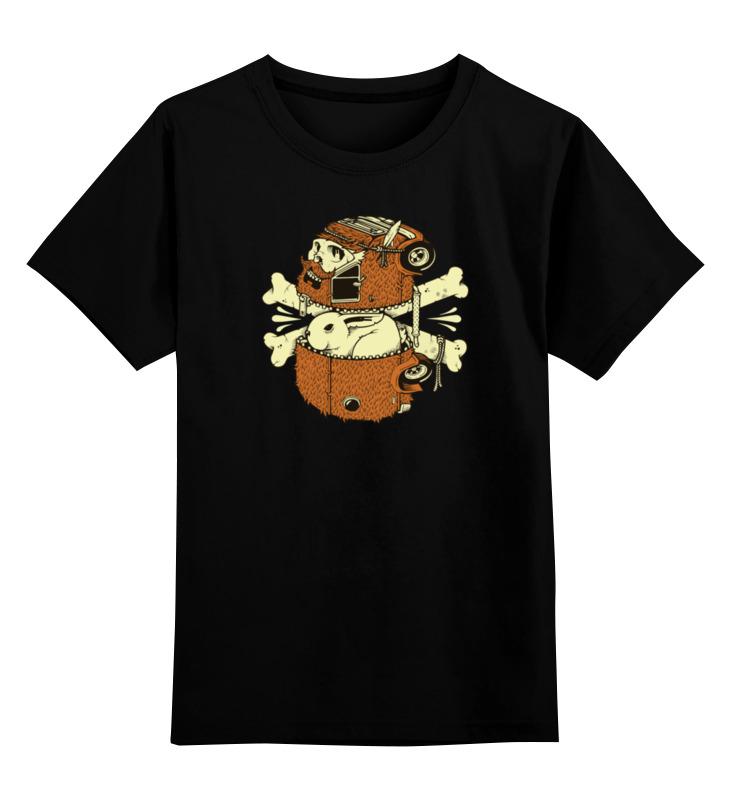 Детская футболка классическая унисекс Printio Hipsta beer / хипстер детская футболка классическая унисекс printio nights watch beer