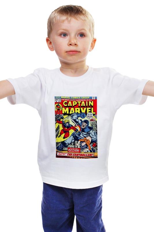 Детская футболка классическая унисекс Printio Marvel детская футболка классическая унисекс printio мачете