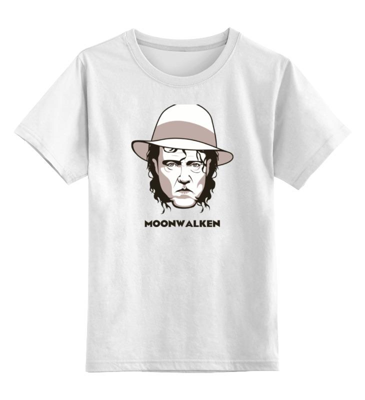 Детская футболка классическая унисекс Printio Валкен (майкл джексон)
