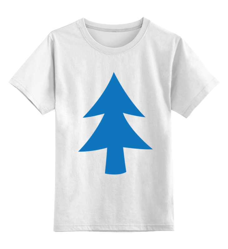 Printio Елка (гравити фолз) детская футболка классическая унисекс printio елка гравити фолз