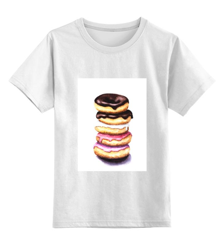 Фото - Детская футболка классическая унисекс Printio Sweet life наволочка детская с рисунком sweet lemon