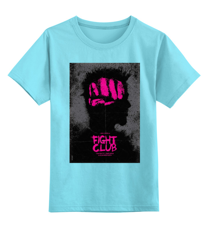 Fight club футболки