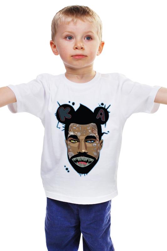 Детская футболка классическая унисекс Printio Микки уже не тот... детская футболка классическая унисекс printio не золотая