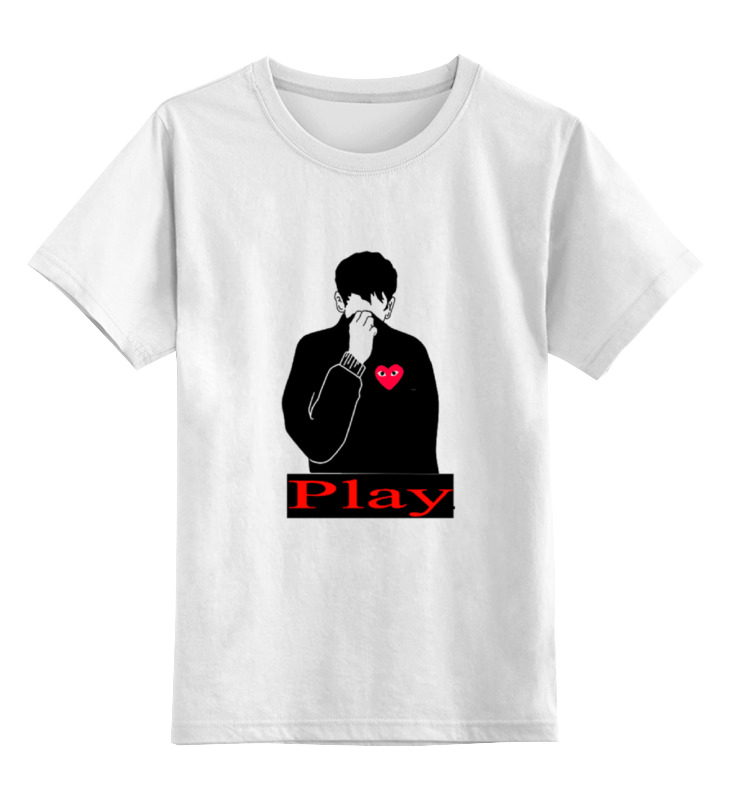 Детская футболка классическая унисекс Printio Play) детская футболка классическая унисекс printio соник