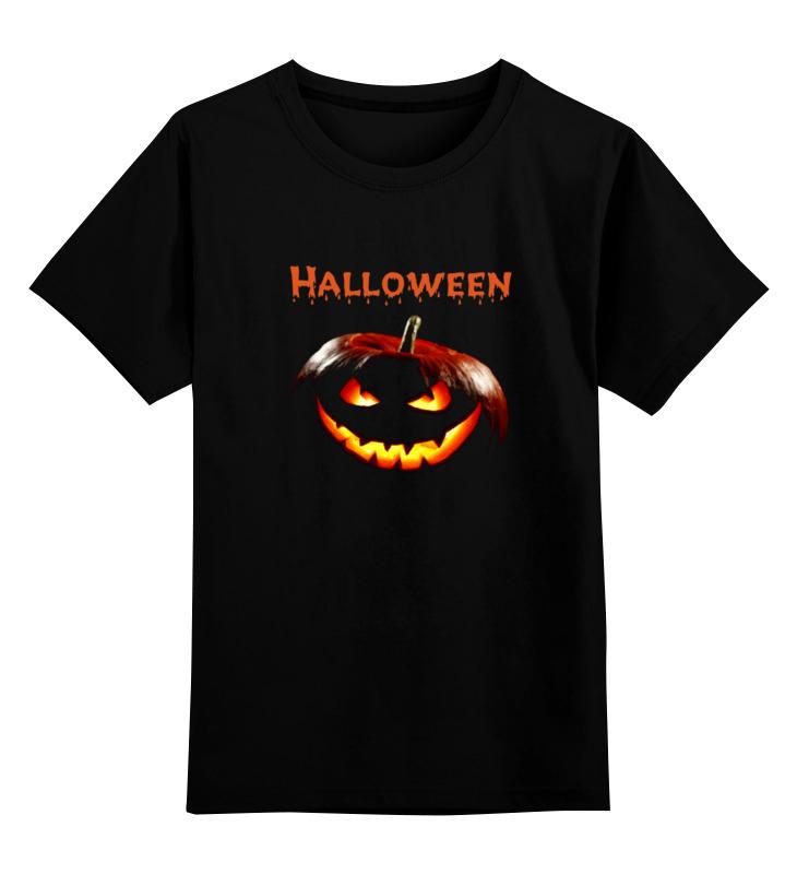Детская футболка классическая унисекс Printio Светильник джек футболка классическая printio светильник джек