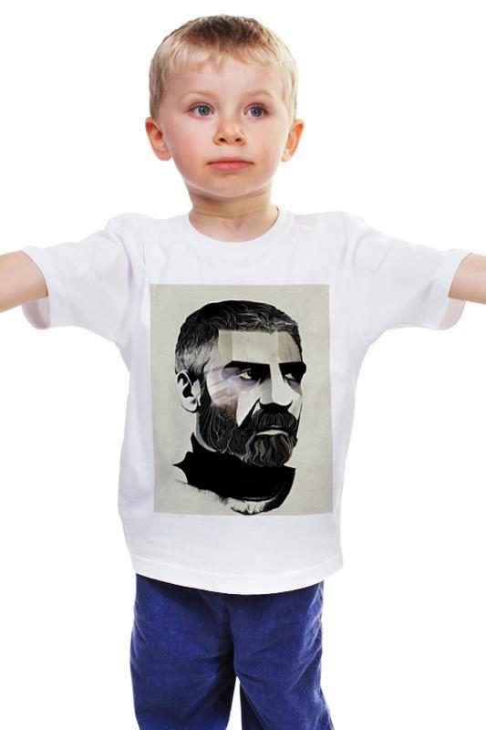 Детская футболка классическая унисекс Printio Довлатов сушка для овощей vitek vt 5053 w