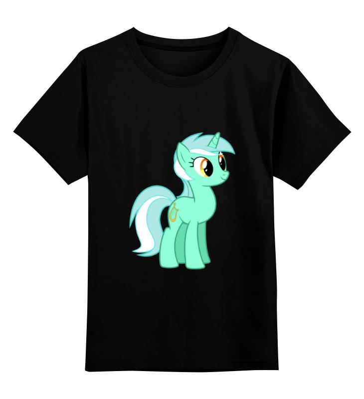 Детская футболка классическая унисекс Printio Lyra heartstrings цена и фото