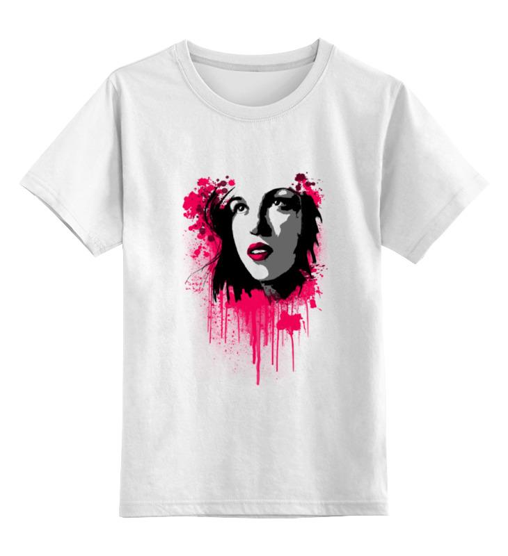 все цены на Детская футболка классическая унисекс Printio Dame un beso онлайн