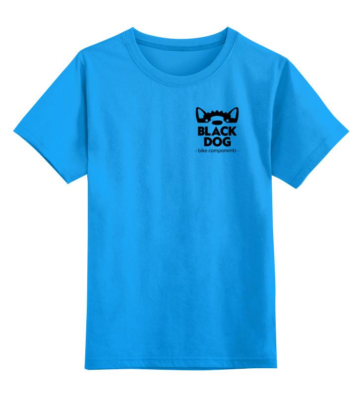 Детская футболка классическая унисекс Printio Blackdog наталья светлакова реклама которая вас убивает