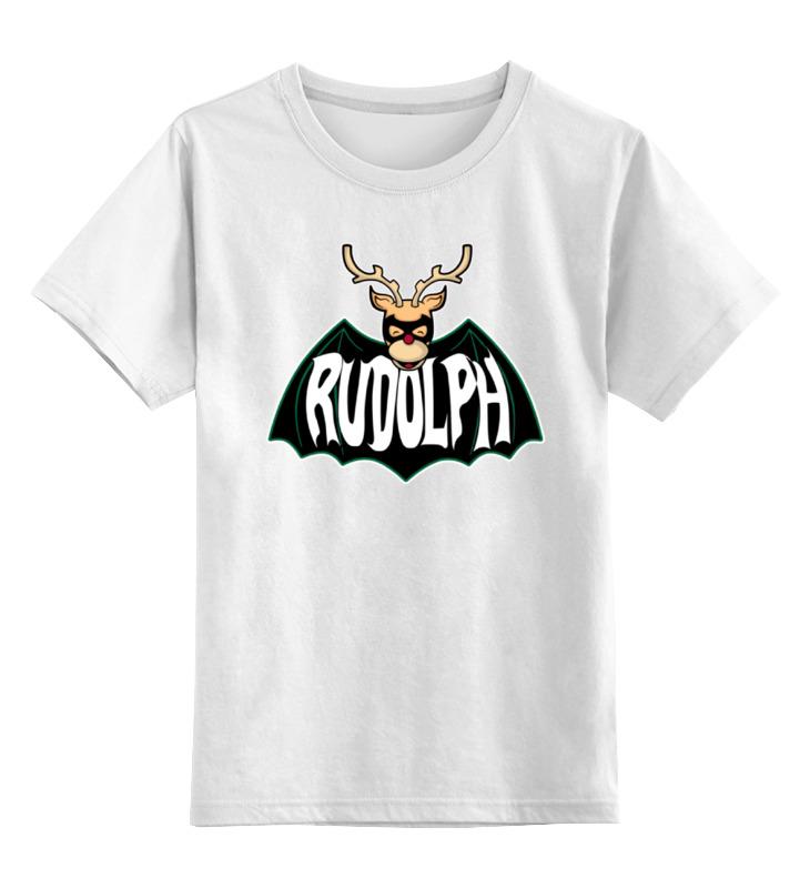 Детская футболка классическая унисекс Printio Рудольф иддк мюзикл рудольф фримль роз мари