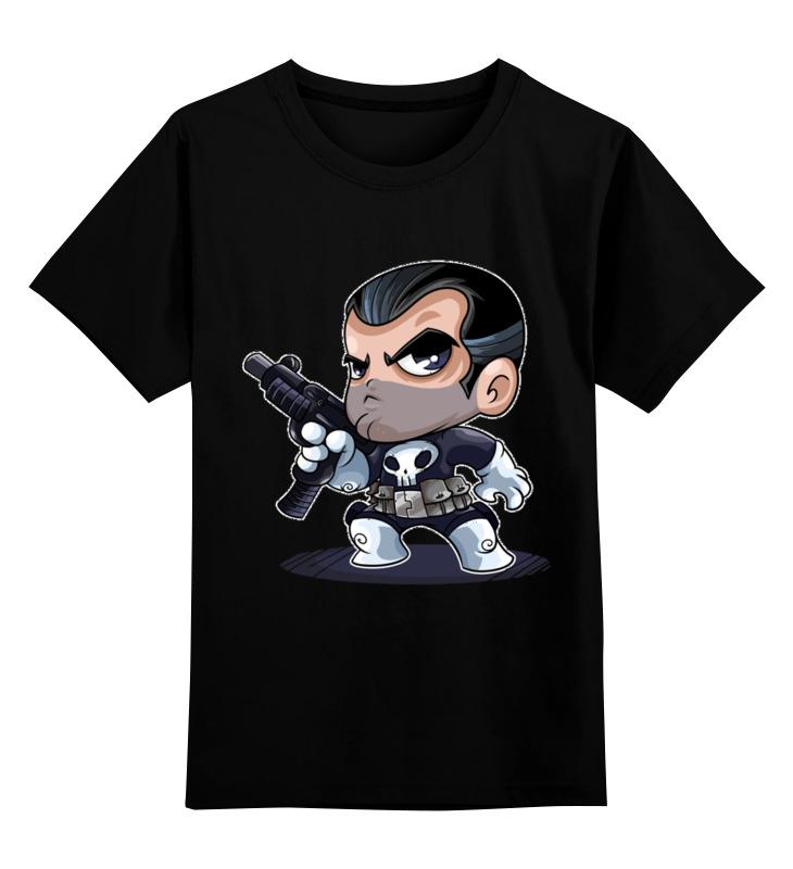 купить Детская футболка классическая унисекс Printio Каратель по цене 1550 рублей