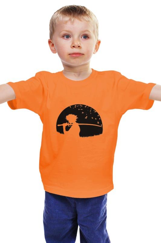 Детская футболка классическая унисекс Printio Samurai детская футболка классическая унисекс printio мачете