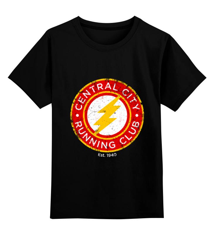 Детская футболка классическая унисекс Printio The flash детская футболка классическая унисекс printio flash