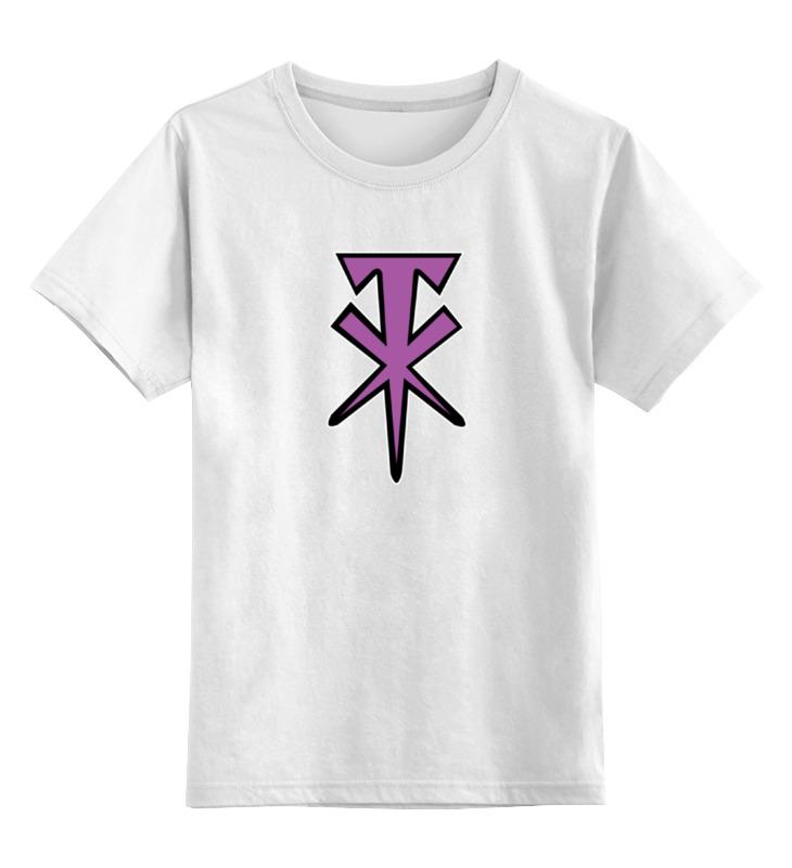 Детская футболка классическая унисекс Printio The undertaker детская футболка классическая унисекс printio the cure wish