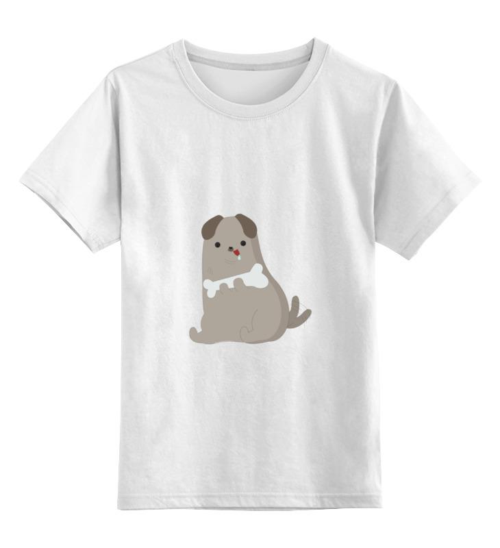 Детская футболка классическая унисекс Printio Голодный пёс детская футболка классическая унисекс printio умный пёс