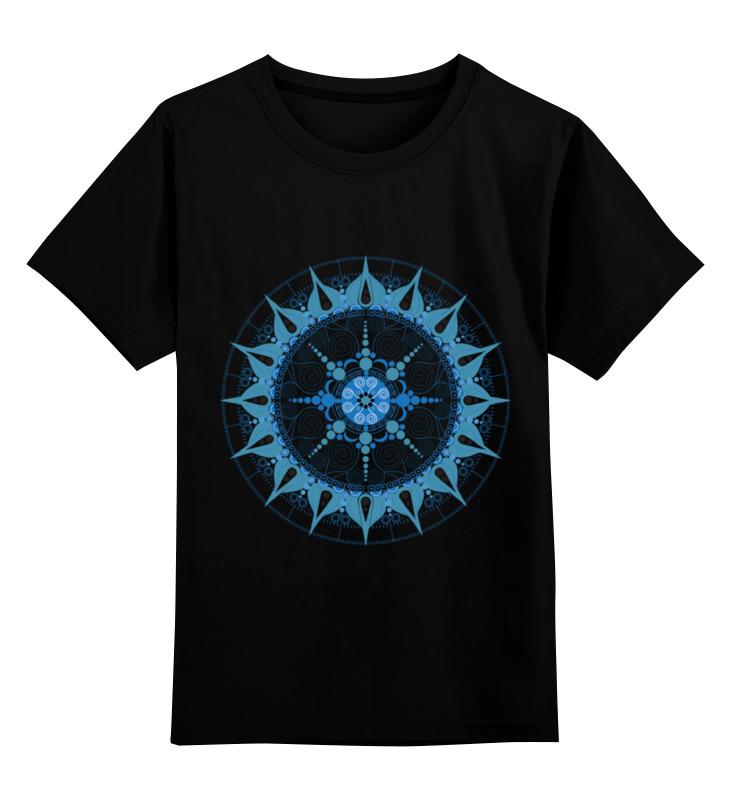Детская футболка классическая унисекс Printio Мандала для здоровья giftman трафарет мандала 16 21х21см