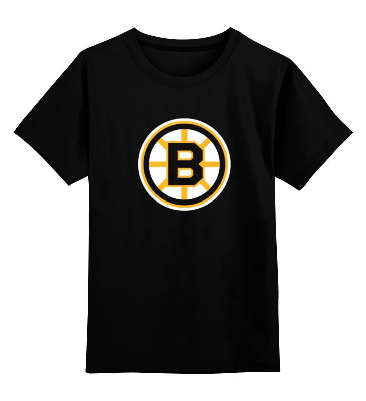 Детская футболка классическая унисекс Printio Boston bruins / nhl usa футболка wearcraft premium printio los angeles kings nhl usa