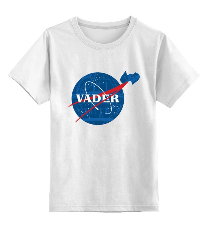 Детская футболка классическая унисекс Printio Дарт вейдер