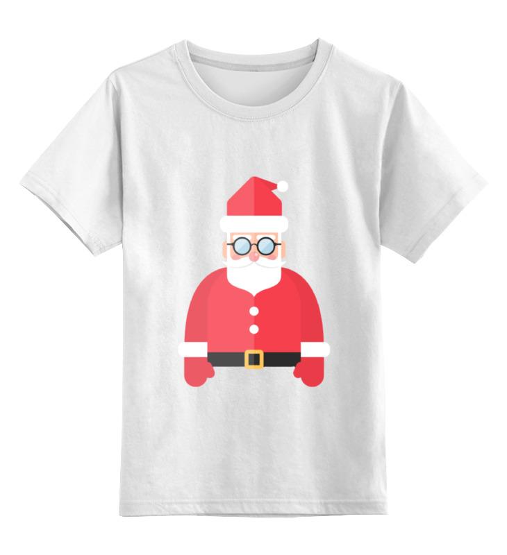 Фото - Детская футболка классическая унисекс Printio Дед мороз детская футболка классическая унисекс printio дед мороз с подарками