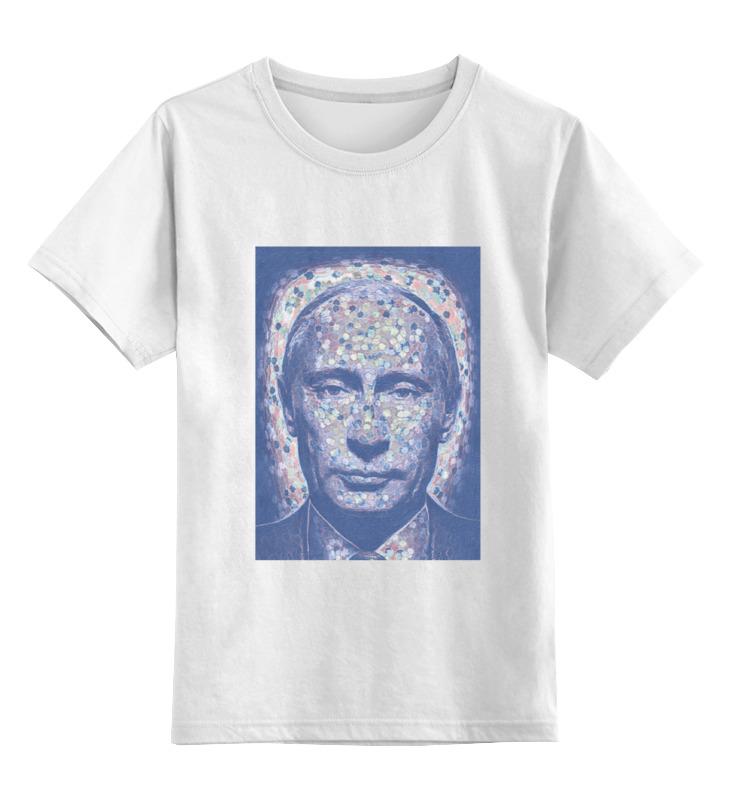 Детская футболка классическая унисекс Printio The icon the russian icon