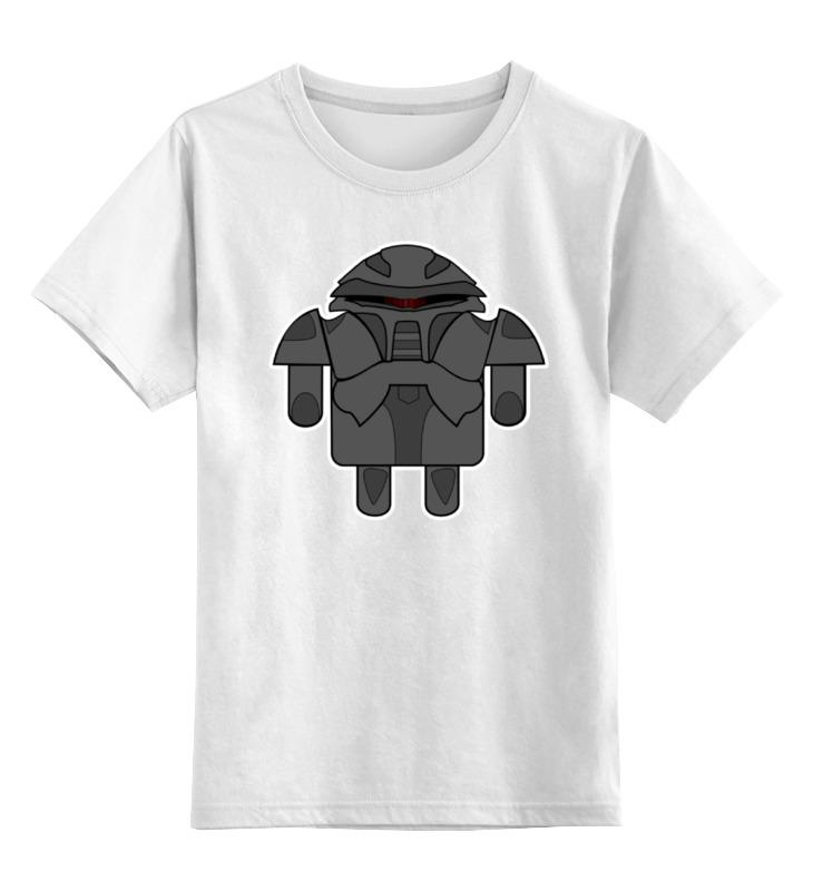 Детская футболка классическая унисекс Printio Сайлон (звёздный крейсер галактика) лонгслив printio центурион звёздный крейсер галактика