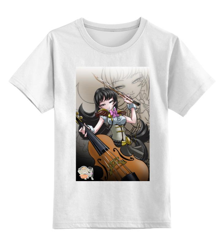 Детская футболка классическая унисекс Printio Octavia melody детская футболка классическая унисекс printio бразилия