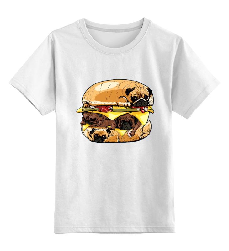 Детская футболка классическая унисекс Printio Sandwich dog сумка printio gta 5 dog