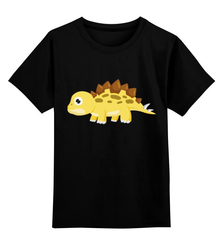 Детская футболка классическая унисекс Printio Динозаврик printio детская футболка классическая унисекс