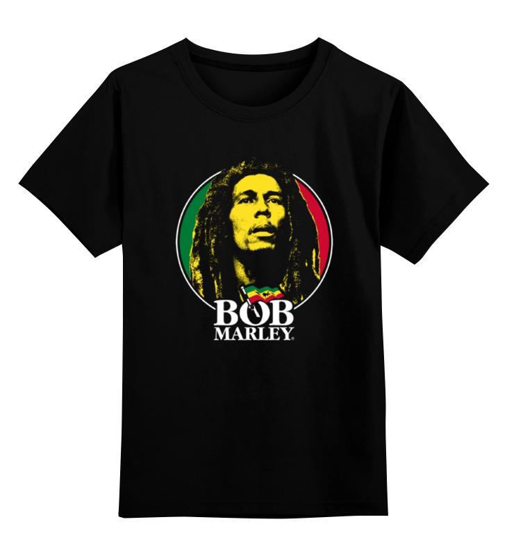 Детская футболка классическая унисекс Printio Bob marley детская футболка классическая унисекс printio боб марлей bob marley