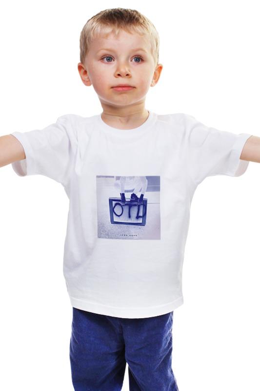 Детская футболка классическая унисекс Printio Otd - ivan dorn дорожная сумка dorn gray