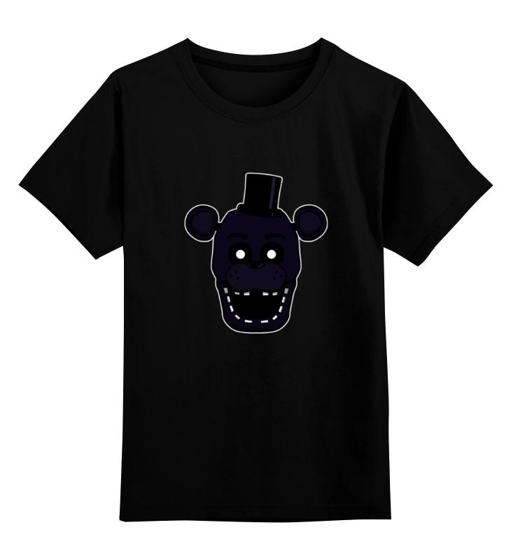 Детская футболка классическая унисекс Printio Shadow freddy (пять ночей у фредди) детская футболка классическая унисекс printio golden freddy