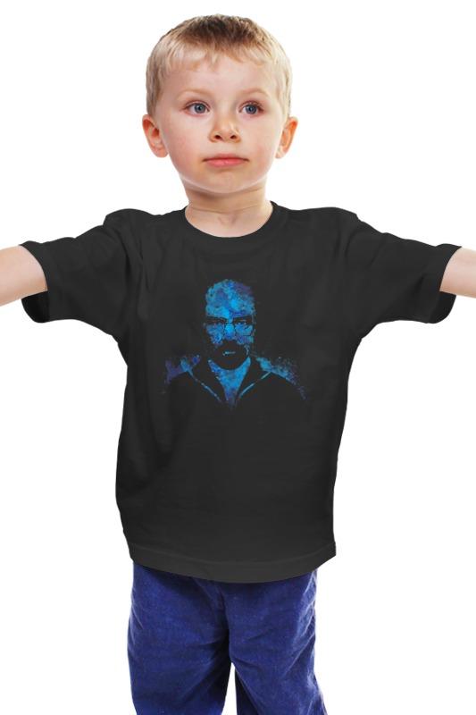 Детская футболка классическая унисекс Printio Heisenberg детская футболка классическая унисекс printio мачете
