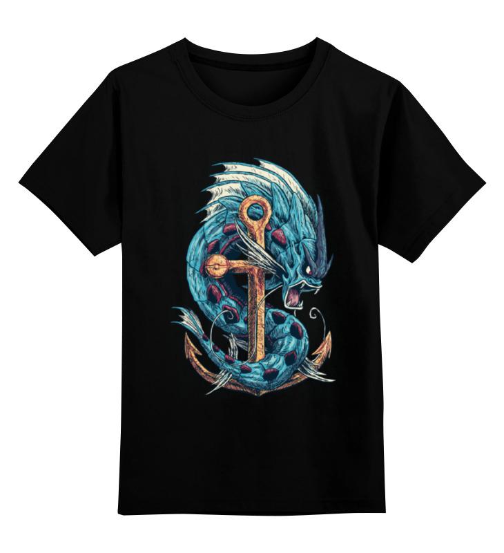 Детская футболка классическая унисекс Printio Эпоха дракона детская футболка классическая унисекс printio мотобайк